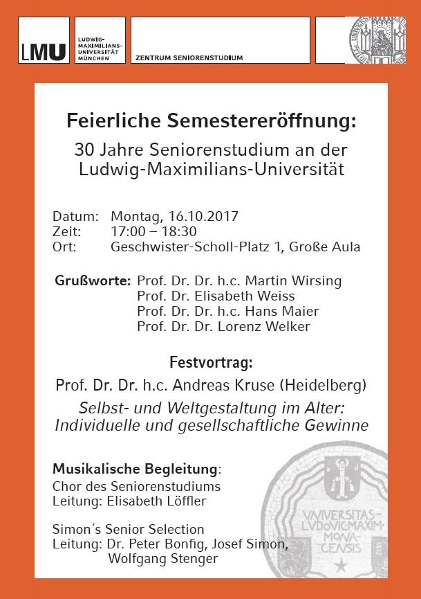 Tu München Vorlesungsverzeichnis
